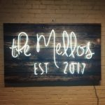 Mello Family Custom Made Sign